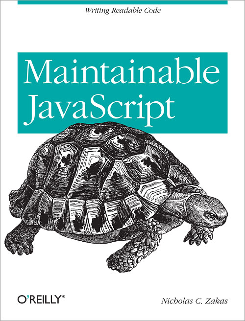 Cover of Maintainable JavaScript